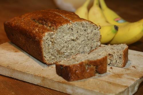 Banana Oat Bread