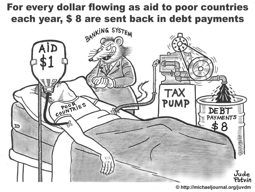 حقيقة المساعدات الدواية
