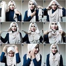 21 Model Tutorial Hijab Terbaru dan Terpopuler Saat Ini