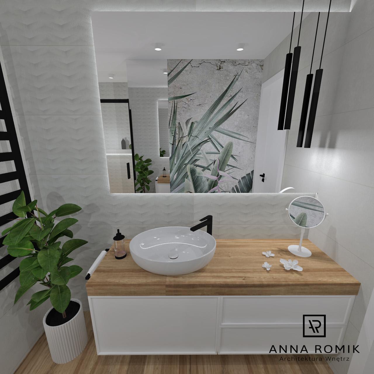 Łazienka Kurów 7 m2