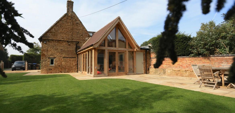 Stone cottage Oak extension 1170x563