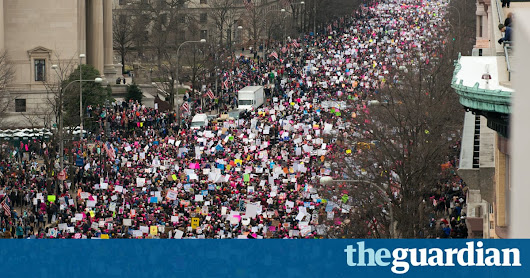 After the Women's March: six mass US demonstrations to join this spring | World news | The Guardian