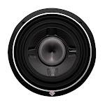 "ROCKFORD FOSGATE P3SD2-12 12"" 800W Car Shallow/Slim Audio Subwoofer Sub P3SD212 by VM Express"