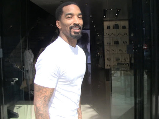 J.R. Smith -- Barnes vs. Fisher Rematch Would Be a Good Fight