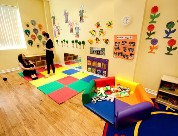 How Inside Nightclub became a daycare