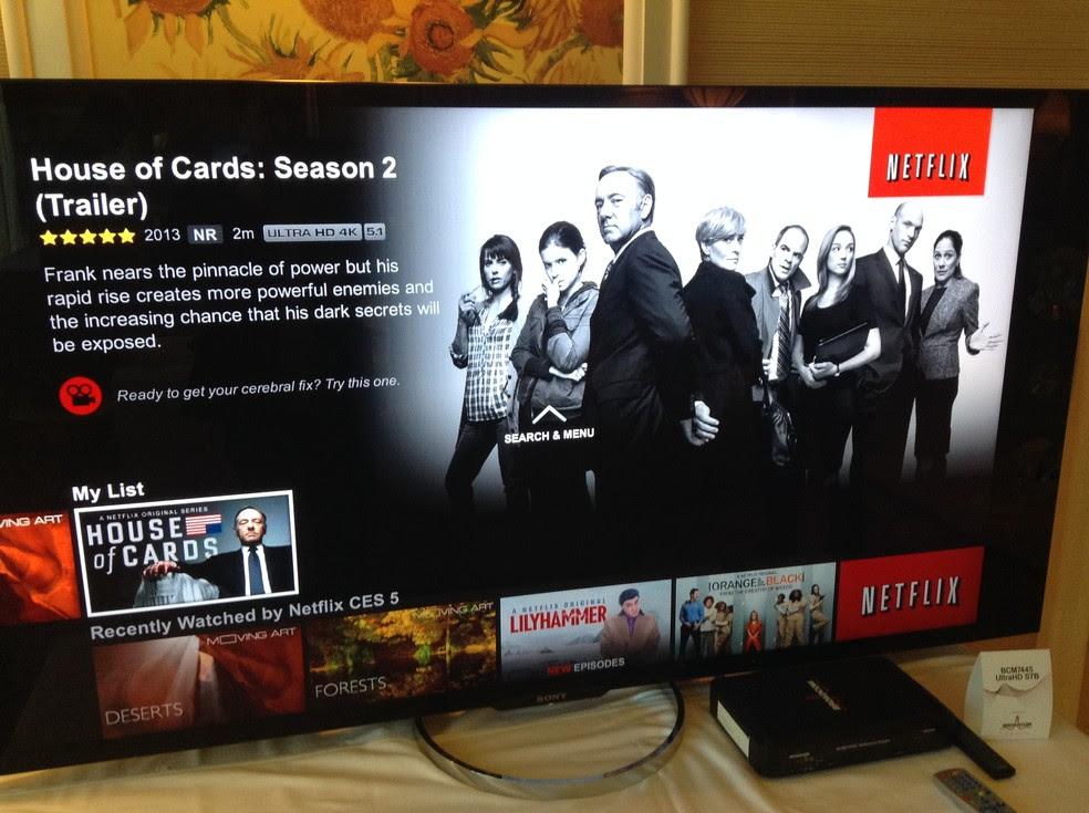 Serviços como o Netflix passarão a pagar 2% de ISS com a nova lei sancionada nesta sexta por Temer (Foto: Gustavo Petró/G1)