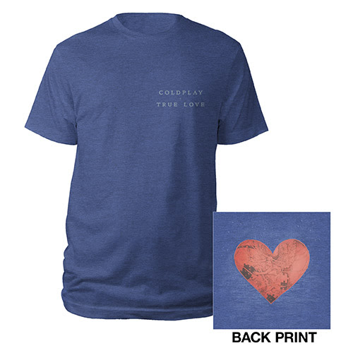 Coldplay Official Store | Valentine's Day