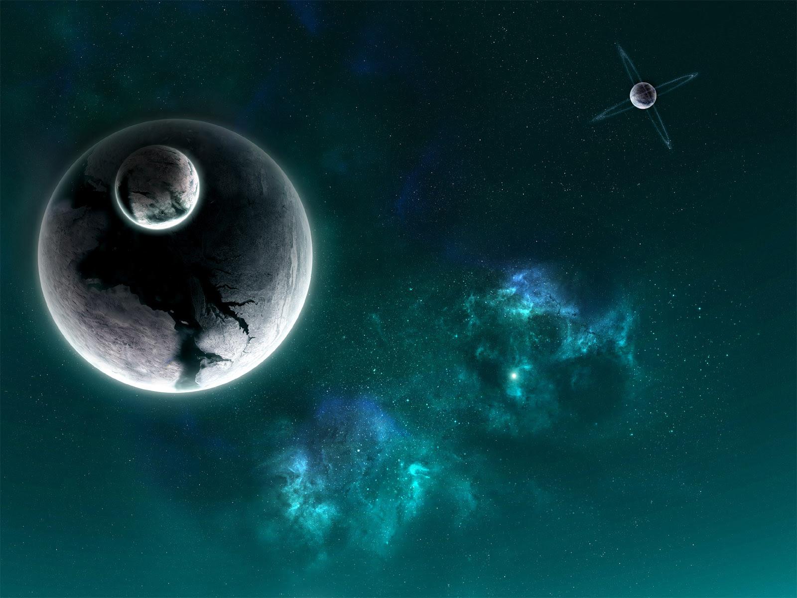 Beautiful Space Universe Hd