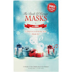 BioMiracle The Book of Korean Face Sheet Masks Set with Bonus Eye Patches