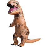 Inflatable T-Rex Adult Costume