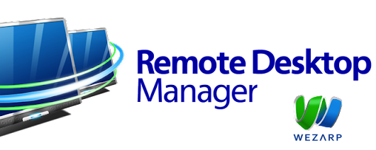 News - Wezarp Client is now a Remote Desktop Manager Add-On