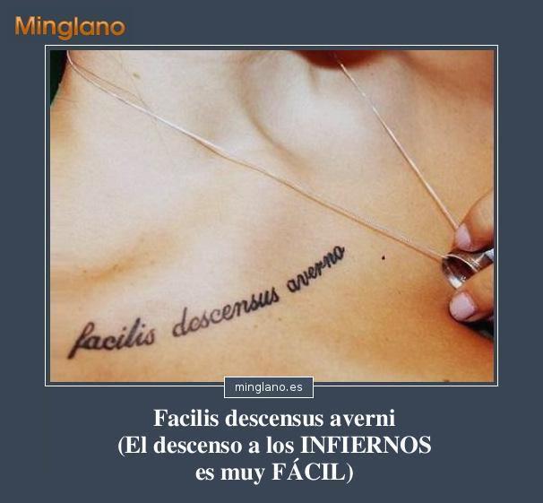 Frases Para Tatuajes En Latín Buscalogratises