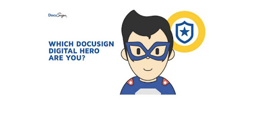 Which DocuSign Digital Hero Are You?