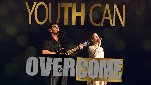 "WEDNESDAY, AUGUST 17th! Watch the debut episode of ""YOUTH Can Overcome"" hosted by Michael Shamblin & Elizabeth Shamblin Hannah at 6:20pm CST - Remnant Fellowship TV"