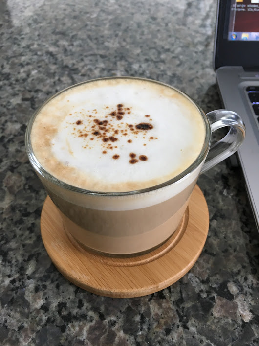 How to save 5 bucks in 5 mins? ~ Coffee/Latte Recipe~