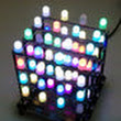 Controlling the Freetronics RGB LED Cube from a smartphone | Freetronics