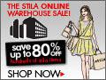 stila cosmetics warehouse sale - up to 80% off!