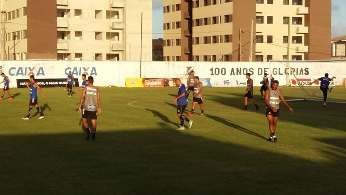 ABC - treino - CT Alberi Ferreira de Matos - Edno  (Foto: Jocaff Souza/GloboEsporte.com)