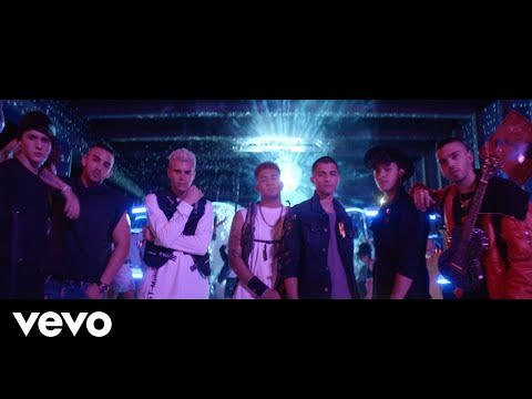 CNCO ft Manuel Turizo - Pegao ( Video Oficial )