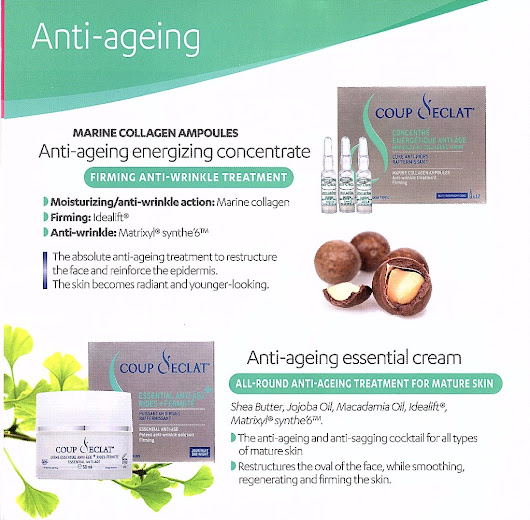 Anti-aging energizing concentrate