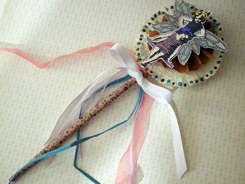 Spring Fairy Wand