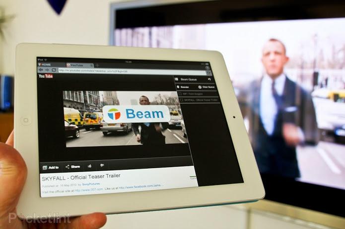Twonky Beam é o controle remoto do YouTube para a SmarTV (Foto: Divulgação)