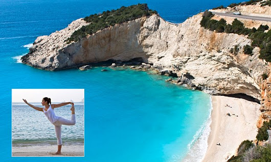 Pilates in paradise: Inch towards your dream body on Greece's Lefkas