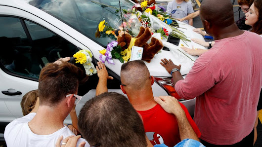 Vigil held for victims of duck boat tragedy: 'This is Branson, this is who we are'
