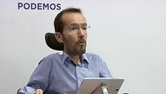 Els resultats els ha facilitat des de Saragossa el secretari d'Organització, Pablo Echenique