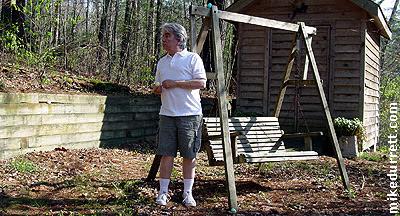 Mike Durrett is still tracking Easter eggs.