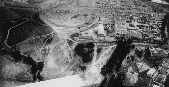 Viaducto de los Quince Ojos y Agrónomos