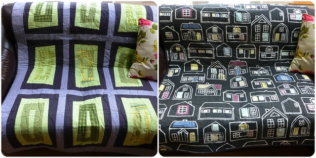 Bee Blessed Quilt Jan13