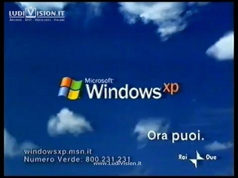 Microsoft Windows XP #1 (2001)