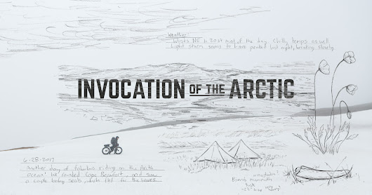 Invocation of The Arctic - BIKEPACKING.com