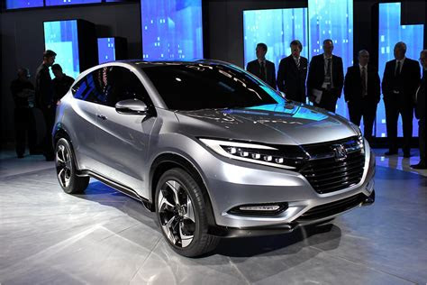 honda cars news urban suv concept revealed