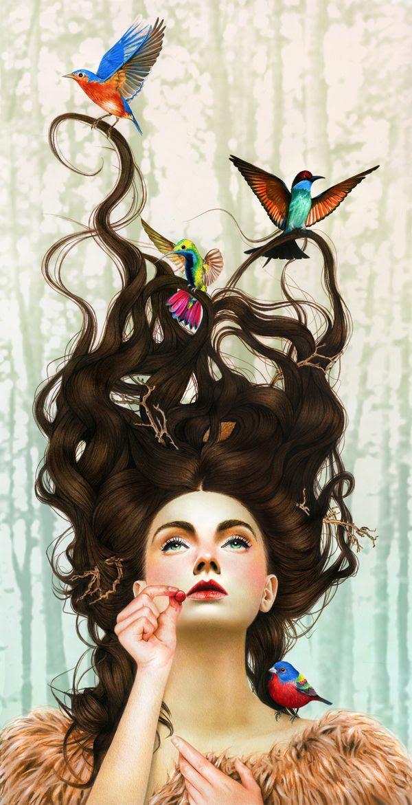 Art of the Day - Morgan Davidson