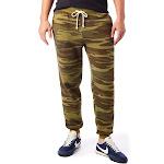 Alternative Eco-Fleece Dodgeball Pants-CAMO-XL