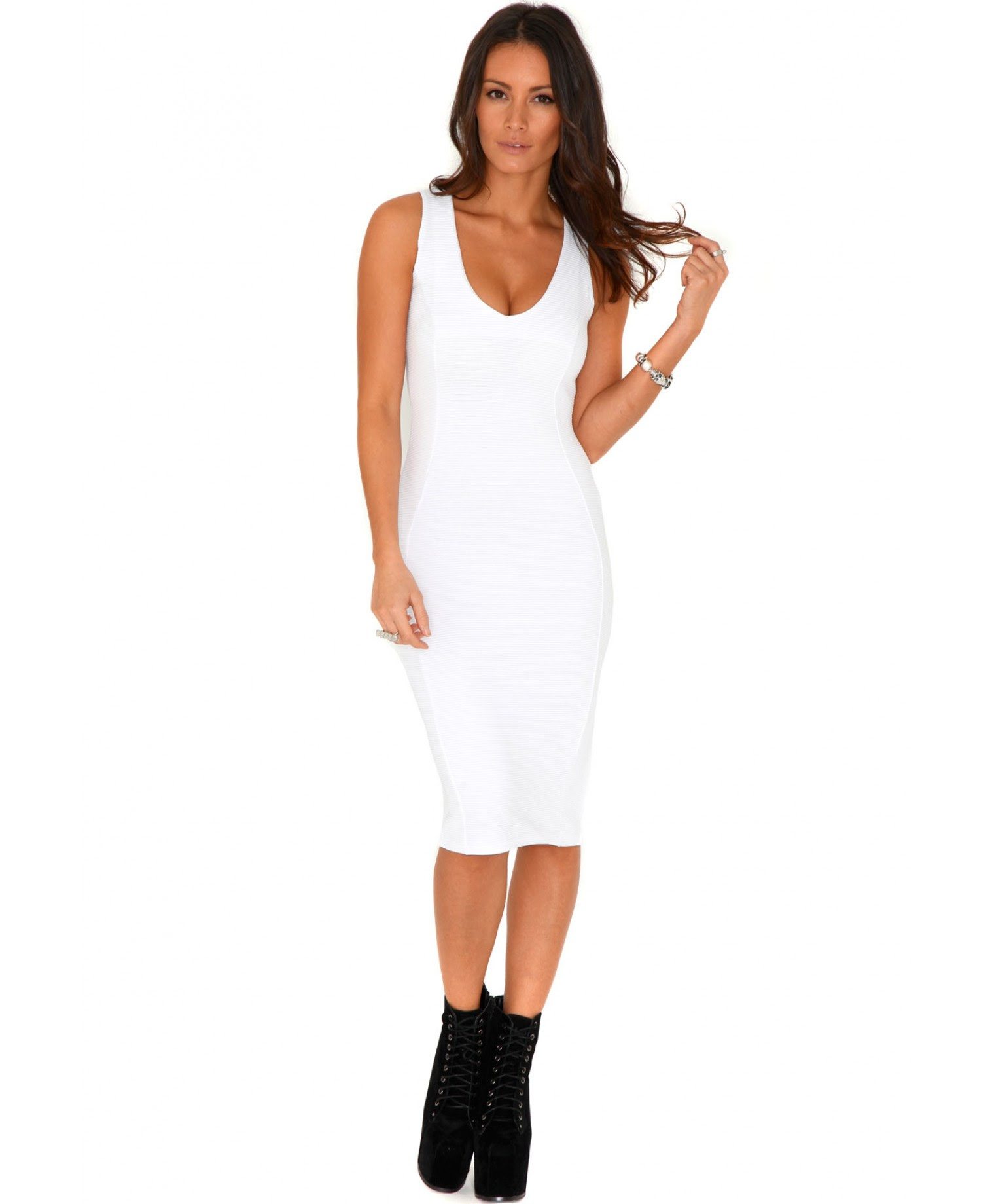 Hoboken different types body on review bodycon dress wedding
