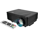 PYLE PRJG88 - Portable LCD Projector - 800 lumens