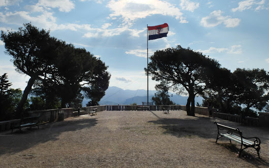 The View from Marjan Hill in Split, Croatia – Olivia Leaves