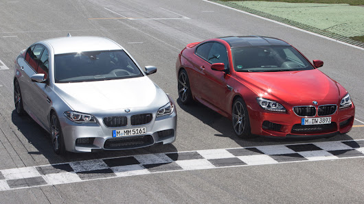 More Of BMW's M Cars Could Get All-Wheel Drive