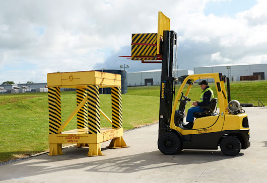 Hyster reveals 5 reliability checks for ICE forklift users | Logistics & Handling