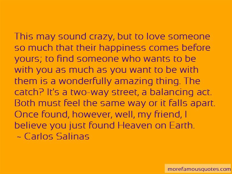 I May Be Crazy But I Love You Quotes Top 6 Quotes About I May Be