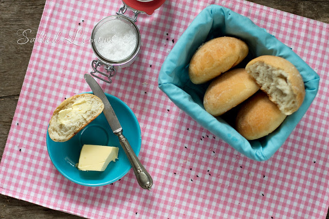 Mini Nigella Bread