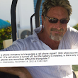 John McAfee, On the Run, Stops To Ask For Tech Support