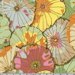 Kaffe Fassett Lotus Leaf | The Lovely Lifestyle