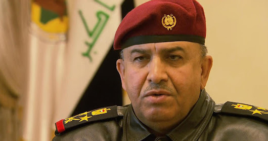 Iraqi general who works with American military kept from visiting U.S.