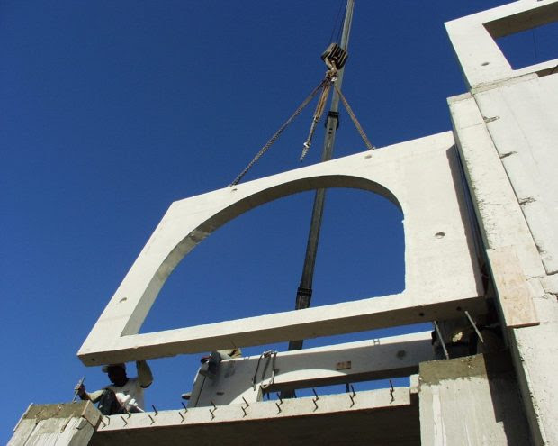 3 Ways to use Precast Concrete at your Business
