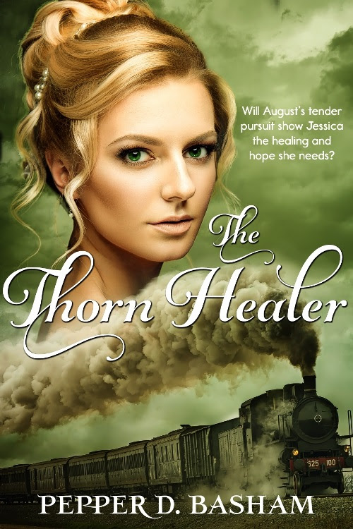 The Thorn Healer – Cover Reveal