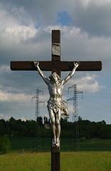 PAYSAGE CRUCIFIE 1(Crucified landscape).